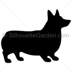 Wolf Silhouette, Silhouette Clip Art, Silhouette Images, Applique Patterns, Applique Designs, Painted Barn Quilts, Animal Templates, Corgi Mix, Pumpkin Stencil