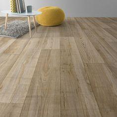 Sol vinyle Textile fair oak clear coupe, ARTENS, 4 m 15€95/m2