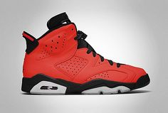 f623560af03af9 Air jordan vi (6) retro infrared 23 toro