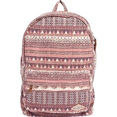 Billabong Women's Juniors Hand Over Love Backpack, Mystic Maroon: Printed washed canvas backpack. Size x 12 x Red Backpack, Backpack Travel Bag, Rucksack Bag, Adidas Backpack, Canvas Backpack, Animal Print Backpacks, Cute Backpacks, Billabong Backpack, Over Love