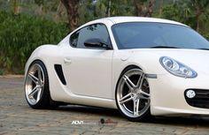 Porsche Cayman wheels #1