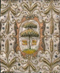Muff - Sweden - ca 1620 Valley College, Body Adornment, Sweden, Renaissance, Needlework, Europe, Textiles, Brooch, Contemporary