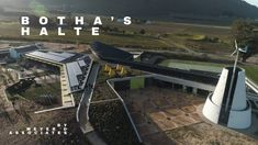 Botha's Halte Primary School designed by Meyer & Associates for learners in the Worcester area and surrounds.