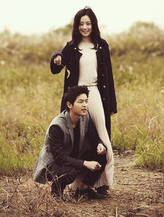 Moon Chae-won & Song Joong-ki Loved this part of this episode. Such a gorgeous scene. Can't wait for this weeks ep.