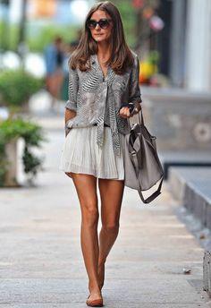 ¿Te gusta este look de Olivia Palermo? Te ayudamos a copiarlo ¡ficha nuestro shopping! http://www.elle.es/star-style/el-estilo-de/copia-el-look-olivia-palermo3