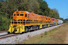 RailPictures.Net Photo: EARY 807 Eastern Alabama Railway EMD RDSLUG/RDMATE at Bemiston, Alabama by Bradley Bates