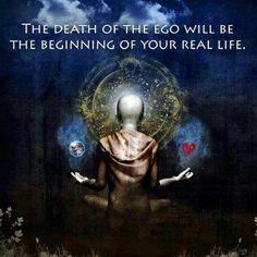 Death of the ego.  Kabbalah