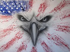 American Flag 51 USA flag, United states of america, original oil painting on canvas, handmade American Flag 51 American Flag Drawing, American Flag Painting, American Flag Wall Art, Eagle Painting, Rock Painting, Memorial Day, Adler Tattoo, Pop Art, Acrylic Painting Canvas