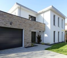 New Home Designs, Facade, Building A House, New Homes, Exterior, House Design, Outdoor Decor, Home Decor, Angles