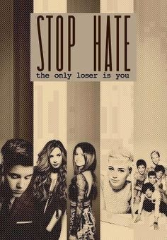 Love this.Even though I don't really like JB or Miley or Demi's music this is awesome.#Stopthehate