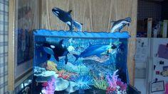 2nd grade ocean habitat diorama