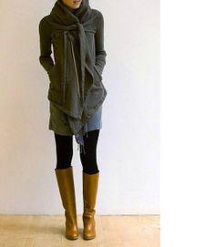 jacket clothes wrap jacket wrap sweater wrap sweater olive scarf