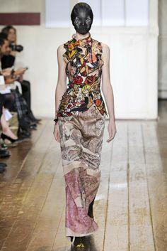 Maison Martin Margiela Couture Spring 2014 - Slideshow - Runway, Fashion Week, Fashion Shows, Reviews and Fashion Images - WWD.com