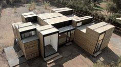 SIP m3 House / Ian Hsü + Gabriel Rudolphy / Colina, Santiago Metropolitan Region, Chile / © Aryeh Kornfeld
