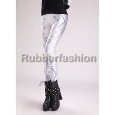Sexy Stretch bedruckte Leggings mit Fantany Geometrie Motiv silber #Leggings #Motiv #Legings #Hose #Leggins #Motivlegging #Legings #Hose #Legins 16.90 EUR inkl. 19% MwSt. zzgl. Versand