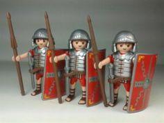 Playmobil roma legionarios romanos