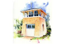10 Lighthouse House Plans Ideas In 2020 House Plans House Small House