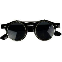 BLK MED — Steampunk Sunglasses