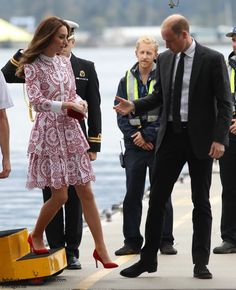 Day two of Royal Tour Canada 2016 saw the Cambridges travel to Vancouver.      Following a hugely successful first day, William and Kate wer...