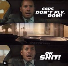 7 Paul Walker and vin Diesel in the super car driving it from one building into two others before getting the chip Fast And Furious Memes, Fast And Furious Cast, The Furious, Paul Walker Quotes, Rip Paul Walker, Michelle Rodriguez, Vin Diesel, Gal Gadot, Top Sports Cars