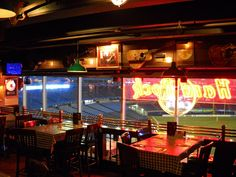 Hard Rock Cafe, Toronto Skydome.