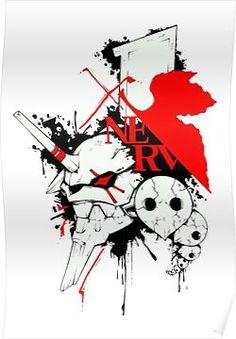 Eva 01 Neon Genesis Evangelion Poster