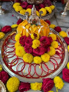 Goddess Lakshmi, Collections, Table Decorations, Creative, Furniture, Home Decor, Decoration Home, Room Decor, Home Furnishings