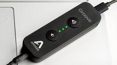 NAMM 2015: Apogee Groove - DAC & Kopfhörerverstärker - http://www.delamar.de/musik-equipment/apogee-groove-26753/?utm_source=Pinterest&utm_medium=post-id%2B26753&utm_campaign=autopost