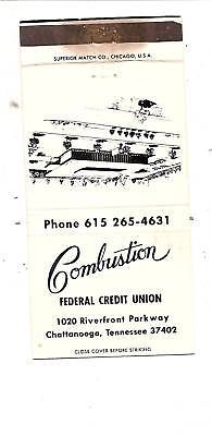 Combustion Federal Credit Union Chattanooga Tn Mb