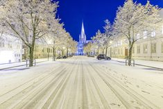 Winter Wonderland Trondheim by Knut_Aage. Please Like http://fb.me/go4photos and…