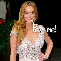 nice Lindsay Lohan Asked To Appear On Russian TV To Discuss Her Relationship With Egor Tarabasov  But Wailt Until You See Her Demands!!