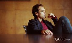 His Holiness, Jude Law. - Dujour