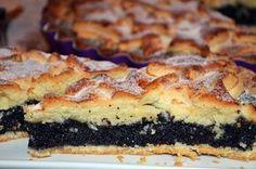 Bejgli pitébe álmodva... Hungarian Desserts, Cupcake, Sweets, Snacks, Cookies, Baking, Poppy, Food, Crack Crackers