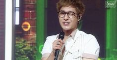 Kim Hyun Joong 김현중 ;D ♡ Kpop ♡ Kdrama ♡ glasses ♡ adorable ♡