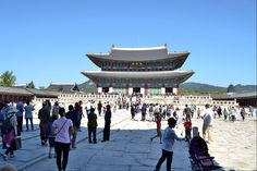 SOKOR '14: Gyeongbokgung Palace (Seoul, Korea)