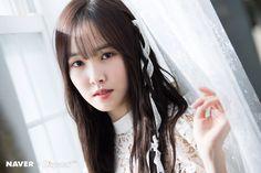 Gfriend-Yuju #Sunrise #Time_for_us Gfriend Album, Gfriend Yuju, Extended Play, South Korean Girls, Korean Girl Groups, Cloud Dancer, G Friend, Ultra Violet, Sunrise