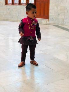Kids Wear Boys, Kids Ethnic Wear, How To Wear