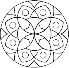 Imprimir Mandalas