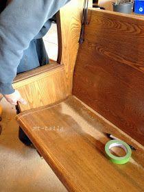 how to shorten a church pew - Church Pew