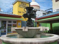 """Plaza Artesanal Gurabo, P.R. """"el pueblo de las escaleras"""""""