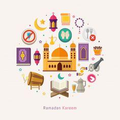 Ramadan Kareem Sign And Symbol Activity For Muslim People Muslim Ramadan, Ramadan Gifts, Islamic Wall Decor, Islamic Art, Happy Ied Mubarak, Poster Ramadhan, Decoraciones Ramadan, Eid Mubarak Wallpaper, Ideas