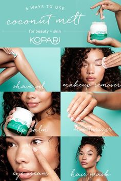 InStyle Best Beauty Buy, featured by Elle and Cosmo. Every body was born to beauty with Kopari. Safe for all skin types and made with the purest intentions, we have found coconut oil to be a friend with many benefits. Shop now at koparibeauty.com.