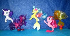My Little Pony Merch News: First Sea Ponies Brushables Appear on eBay | MLP Merch