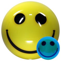 Bowling ball #brunswick #viz-a-ball smiley face 6-15 lbs, #bowling ball,  View more on the LINK: http://www.zeppy.io/product/gb/2/201372779371/
