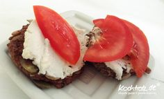 Rezept Frischkäse vegan und sojafrei, Kochtrotz-Frischkäse