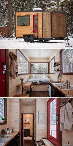 The Vantage Tiny House
