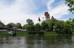 Ingolstadt river
