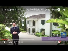 Join @christophechoo for a tour of this stunning home on the best street in Los Angeles - 355 South Mapleton Drive in Holmby Hills.