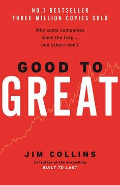 Booktopia has Good to Great: Why Some Companies Make the Leap.and Others Don't by James Collins. Buy a discounted Hardcover of Good to Great: Why Some Companies Make the Leap.and Others Don't online from Australia's leading online bookstore. Reading Lists, Book Lists, Reading Room, Books To Read, My Books, Management Books, Business Management, Good To Great, Thing 1