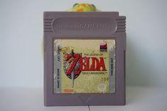 The Legend of Zelda Links Awakening Game Boy gameboy nintendo UKV saves D1158